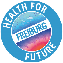 Logo von Health for Future Freiburg
